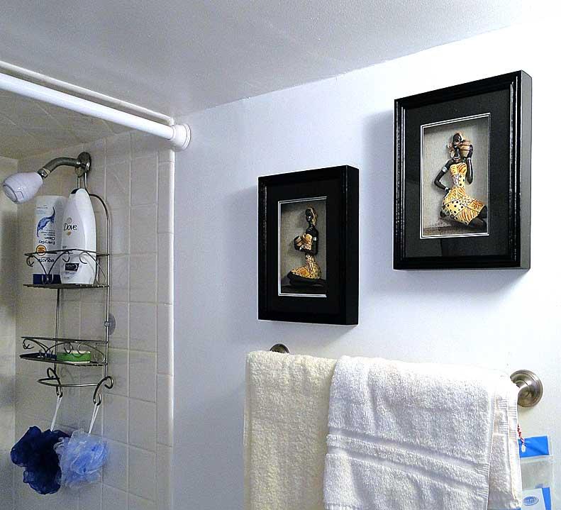 Baños bien limpios